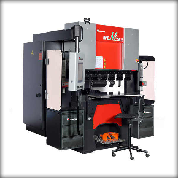 Amada HFE M2 Ergonomic edge bender