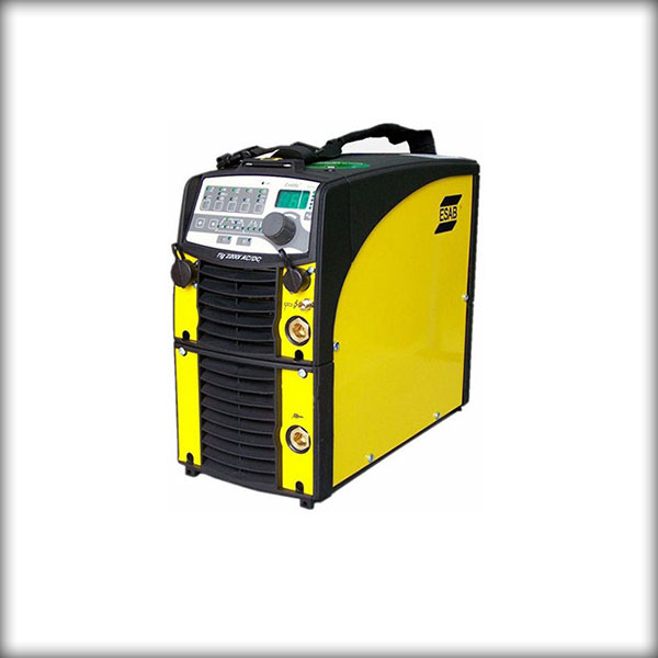 ESAB TIG 315 welding machine