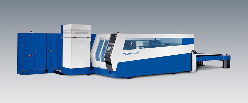 2018 september: Newer laser cutting equipment purchasing for capacity increase.